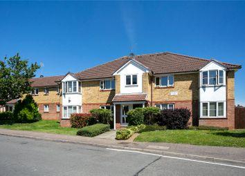 Thumbnail 1 bed flat for sale in Hunters Lane, Leavesden, Watford, Hertfordshire