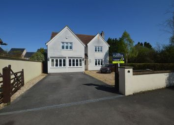 Thumbnail 6 bed detached house for sale in Ferry Lane, Lympsham, Weston-Super-Mare