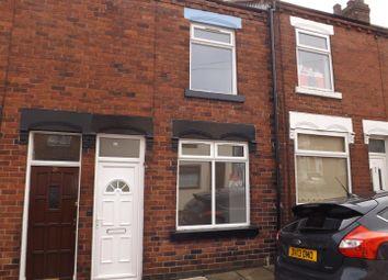 Thumbnail 2 bedroom terraced house for sale in Preston Street, Smallthorne, Stoke-On-Trent