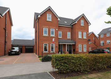 Thumbnail 4 bed semi-detached house for sale in Highfield Lane, Rotherham
