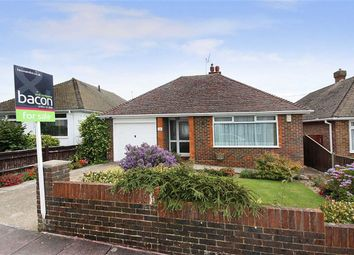 Thumbnail 2 bed detached bungalow for sale in Exmoor Crescent, Worthing, West Sussex
