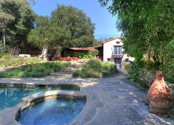 Thumbnail 3 bed property for sale in 1135 Summit Rd, Santa Barbara, Ca, 93108