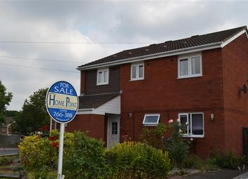 Thumbnail 2 bedroom maisonette for sale in Park Hall Road, Wolverhampton