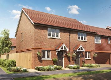 Thumbnail 2 bed terraced house for sale in Montague Place, Keens Lane, Guildford, Surrey