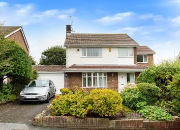 Thumbnail 4 bed detached house for sale in Ruskin Road, Eastbourne