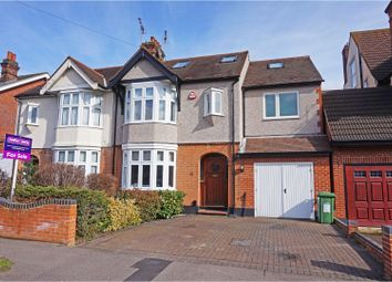 Thumbnail 6 bed semi-detached house for sale in Gilbert Road, Romford