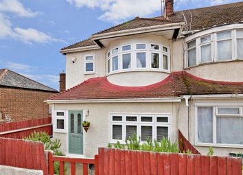 Thumbnail 3 bed end terrace house to rent in Grange Road, Gillingham