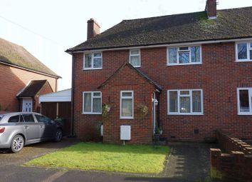 Thumbnail 3 bed semi-detached house for sale in Chetwode Terrace, Aldershot