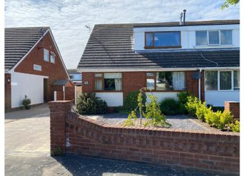 Thumbnail 3 bed semi-detached house for sale in Maes Onnen, Rhuddlan