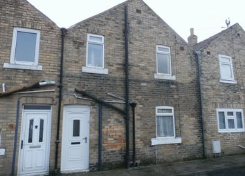 Thumbnail 3 bed terraced house to rent in Seventh Row, Ashington