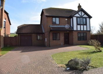 Thumbnail 4 bedroom detached house to rent in Charles Cobb Close, Dymchurch, Romney Marsh, Kent