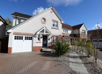 Thumbnail 4 bed detached house for sale in Robert Kay Place, Larbert