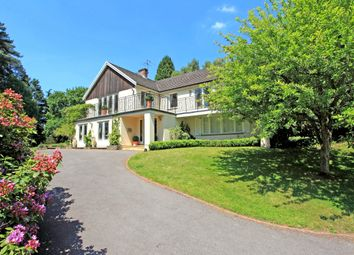 Thumbnail 5 bed detached house to rent in Monks Well, Farnham