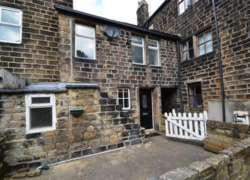 Thumbnail 2 bed cottage to rent in Crag Hill Road, Thackley, Bradford