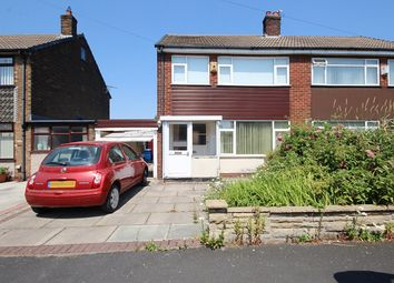 Thumbnail 3 bed semi-detached house for sale in Orchard Street, Ashton-In-Makerfield, Wigan