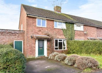 Thumbnail 3 bed end terrace house for sale in Rowlings Road, Weeke, Winchester