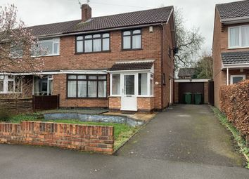 3 bed semi-detached house for sale in Shipston Hill, Oadby LE2