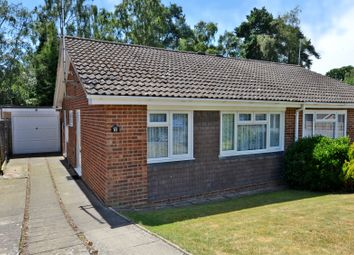 Thumbnail 2 bed semi-detached bungalow to rent in Balliol Way, Owlsmoor, Sandhurst