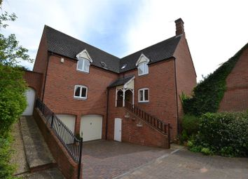 Thumbnail 4 bed detached house for sale in King Street, Seagrave, Leicestershire