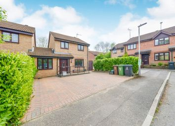 Thumbnail 4 bed link-detached house for sale in Belgrave Close, St.Albans