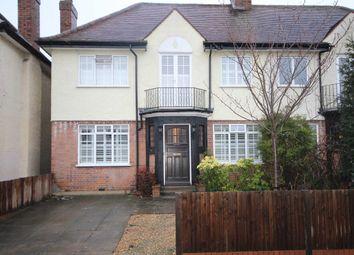 Thumbnail 3 bed property to rent in Clonmel Road, Teddington