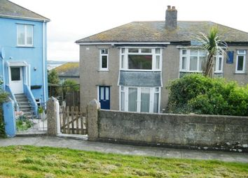 Thumbnail 3 bed property to rent in Gloucester Crescent, Newlyn, Penzance