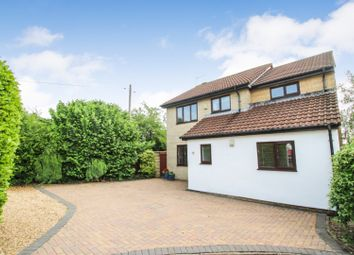 Thumbnail 4 bed detached house for sale in Colthurst Drive, Hanham