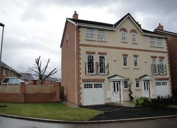 Thumbnail 4 bed property to rent in Drayton Close, Briarswood Village, Warrington