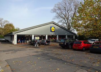 Thumbnail Retail premises for sale in Former Lidl, Aylsham Road, Norwich