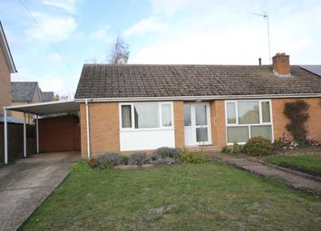 Thumbnail Semi-detached bungalow for sale in Cannon Street, Little Downham, Ely