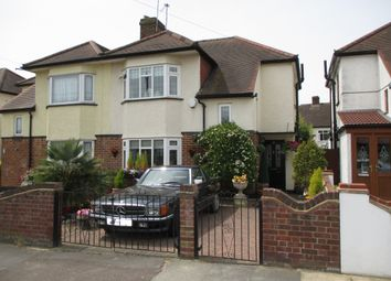 Thumbnail 3 bed semi-detached house for sale in Tunstall Avenue, Hainault