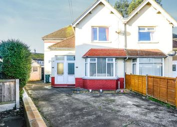 Thumbnail 1 bed flat for sale in Belvedere Place, Llandudno, Conwy