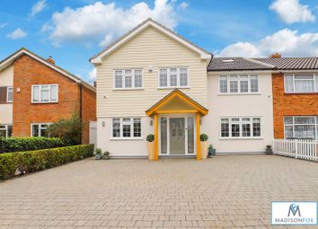 Lambourne Road, Chigwell IG7. 5 bed semi-detached house for sale