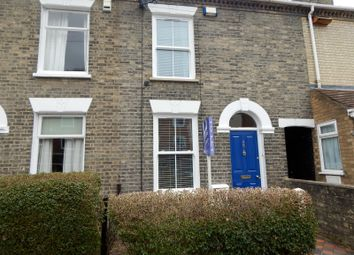 Thumbnail 3 bed terraced house to rent in Bury Street, Norwich