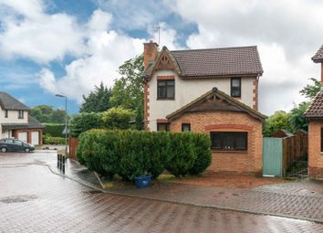 Thumbnail 4 bed detached house for sale in Guardwell Crescent, Liberton, Edinburgh
