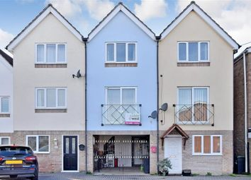 Thumbnail 3 bed town house for sale in Gale Moor Avenue, Gosport, Hampshire