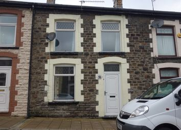 Thumbnail 2 bed terraced house to rent in Argyle Street, Cymmer