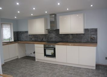 Thumbnail 3 bed town house to rent in Honeybourne, Glascote Heath, Tamworth, Staffordshire