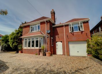 Thumbnail 4 bed detached house for sale in Newton Drive, Blackpool