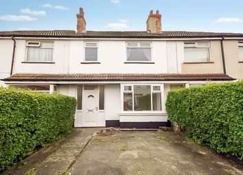 Thumbnail 3 bed terraced house for sale in Meadow Avenue, Birkdale, Southport