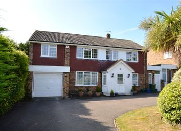 Thumbnail 4 bedroom detached house for sale in Salisbury Close, Worcester Park
