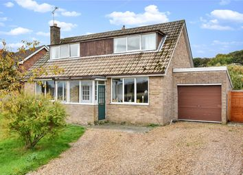 Thumbnail 4 bed detached bungalow for sale in Back Lane, York, North Yorkshire