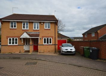 Thumbnail 2 bed property to rent in Coltsfoot Drive, Woodston, Peterborough