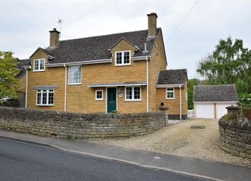 Thumbnail 4 bed detached house for sale in Main Street, Clipsham, Rutland