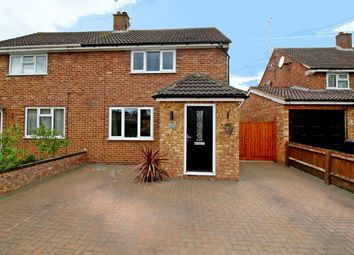 Thumbnail 3 bedroom semi-detached house for sale in Waterdell, Leighton Buzzard