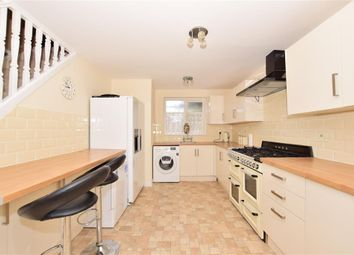 Thumbnail 4 bed terraced house for sale in Kingfisher Drive, Walderslade, Chatham, Kent