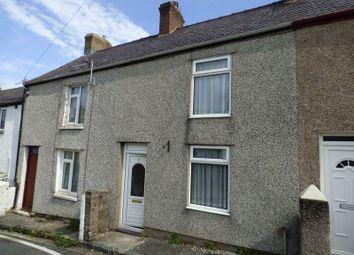 Thumbnail 2 bed terraced house for sale in 6, Bryn Mor Terrace, Llanfairfechan