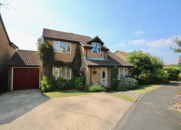 Thumbnail 4 bed detached house for sale in Ennerdale Close, Clanfield, Waterlooville