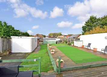Thumbnail 3 bed detached bungalow for sale in Sea View Road, Cliffsend, Ramsgate, Kent