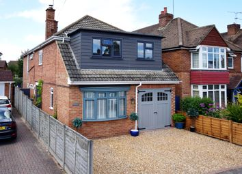 Thumbnail 5 bed detached house for sale in Bedford Crescent, Frimley Green, Camberley
